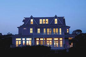 Exterior Luxury Home Gallery